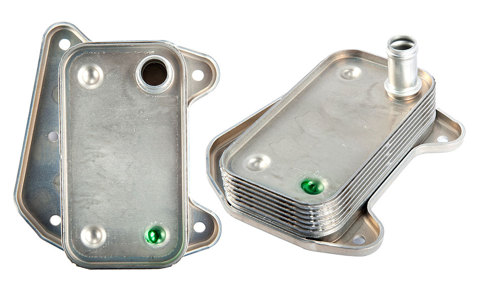 Oil cooler replacement costs