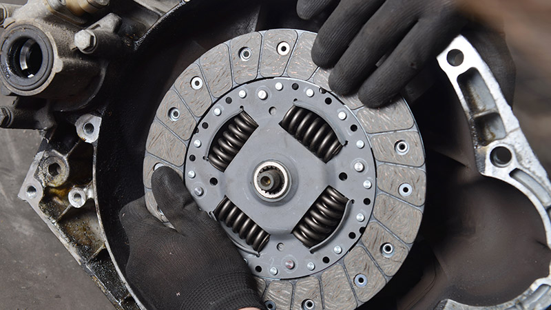 in article image you should change during a clutch replacemen - How Much Does It Cost To Get Your Clutch Replaced