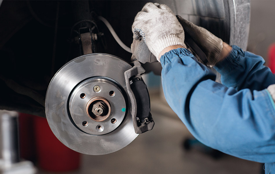 Brakes, Steering and Suspension Inspection