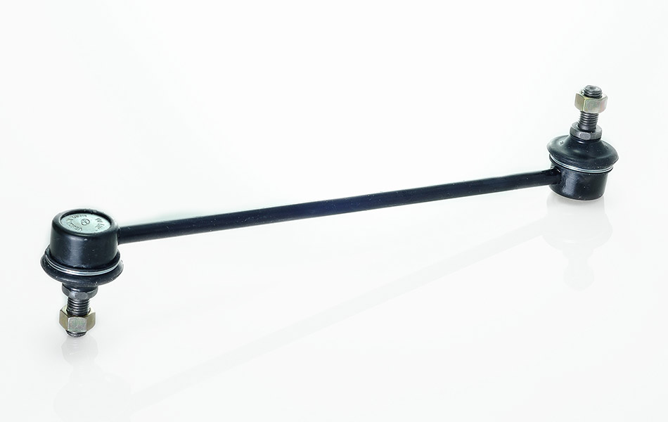 Link rod (link pin or sway bar link) replacement