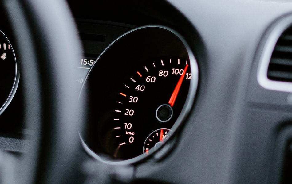 Speedometer cable replacement