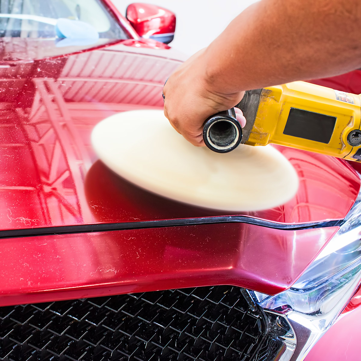 Car Paint Repair Autoguru