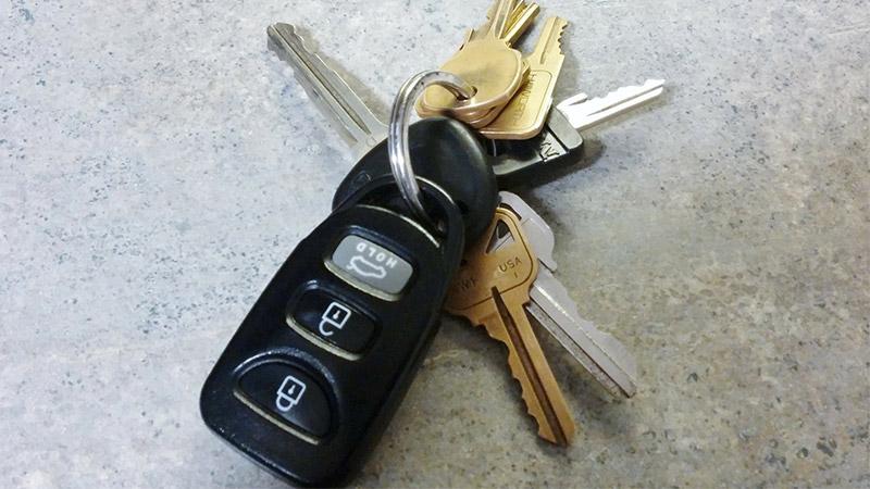 I Ve Lost My Car Keys What Do I Do Autoguru