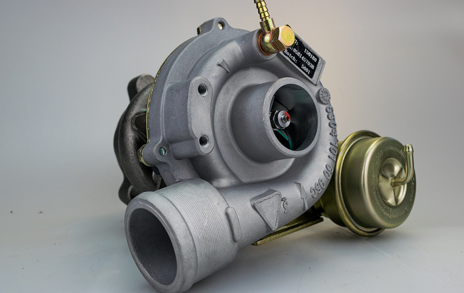 Turbocharger bypass valve replacement