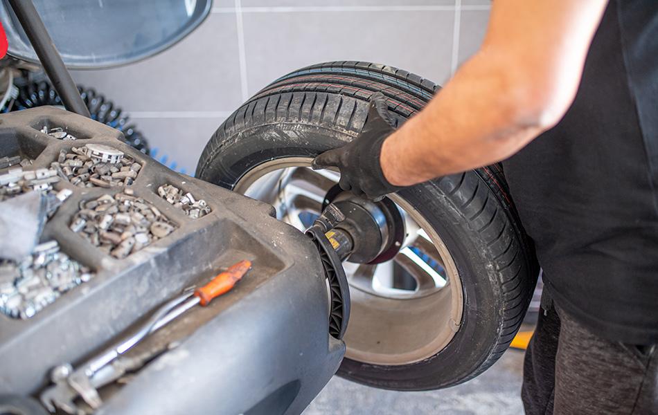 Balance tyres