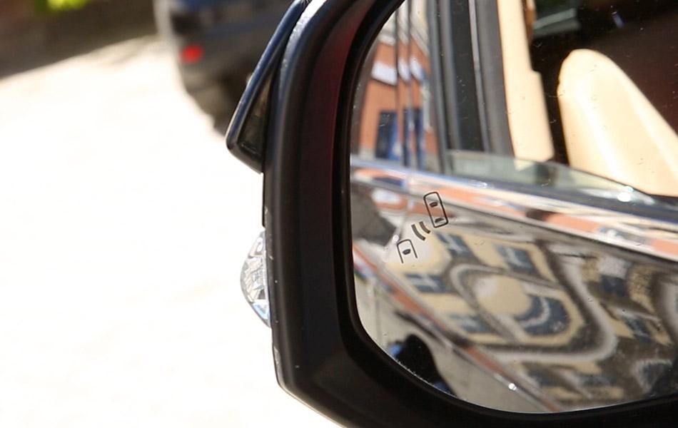 Blind Spot Monitoring Sensor Installation